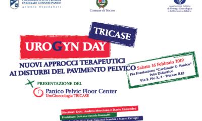 TRICASE: TERAPIE INNOVATIVE per PROLASSO PELVICO ed INCONTINENZA URINARIA